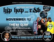 R&B HIP HOP CONTEST Jump Off @ The 88 Club