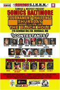 """BMORE ARTIST, WOOD COMPETING IN """"50 MICS BALTIMORE TOURNAMENT CHALLENGE"""", JAN. 21ST @ BLACK HOLE"""
