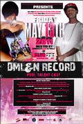 DML&N RECORD POOL MAY 13TH 6PM=10PM