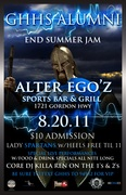 GHHS ALUMNI END SUMMER JAM