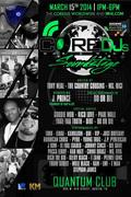 3/15 FRONTSTREET PERFORMING LIVE @SXSW ON CORE DJS SOUNDSTAGE!! @QUANTUM CLUB
