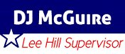 McGuire for Supervisor Campaign Volunteer meeting