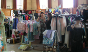 Vintage Fashion Fair, Primrose Hill, London