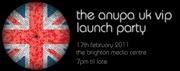 anupa VIP UK launch party
