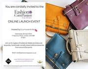 Fashion Compassion Online Launch Event