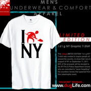 I dig NY Graphic T  ...Wear yours this September 11th
