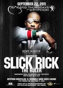 "Hip Hop Legend SLICK RICK ""LIVE"" @ Hard Rock Casino"