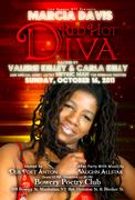 Marcia Davis LIVE in Red Hot Diva!