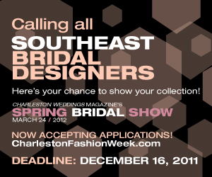 Emerging Bridal Designer Contest!!!