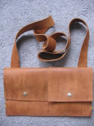 Two pocket carry bag