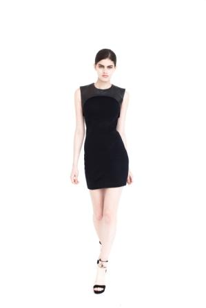 Fitted Jersey Dress