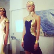 CARLOS LUNA S/S 2013 SIREN COLLECTION
