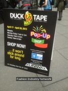 Duck Tape Fashion 2013 Event Info
