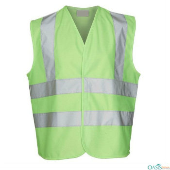 Hi-Vis Custom Safety Vest Suppliers USA
