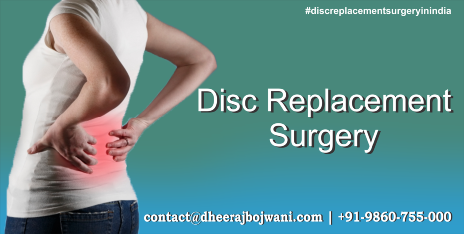 Total Disc Replacement Surgery India