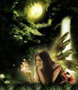 __Elandria__s_Garden___by_flaviacabralart
