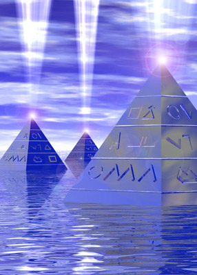 Energy of Pyramids