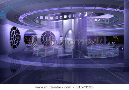 interior da nave