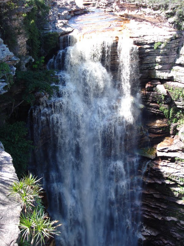 cachoeira do buracao