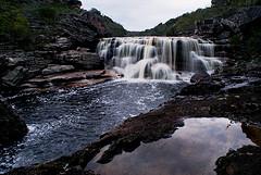 cachoeira de andorinhas -chapada diamantina - bahia
