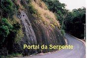 Portal da Serpente - Guaraú - Peruíbe