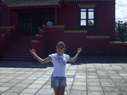 Templo budista 3 coroas/RS