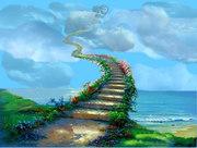 escada divina