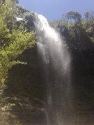 Cachoeira Janela do Céu Ibitipoca MG