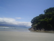 Praia de Itaguaré Bertioga