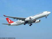 TC-LOG Turkish Airlines Airbus A330-343 EDDM