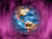Terra na Chama Violeta