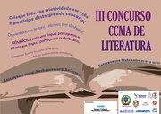 III CONCURSO CCMA de LITERATURA