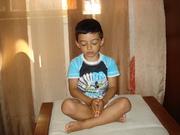 Diogo Meditando