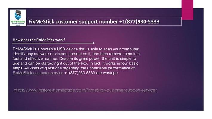 Contact Us +1(888)671-6444 Fixmestick customer service