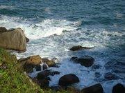 Praia de Itapirubá-Imbituba-SC-Brasil