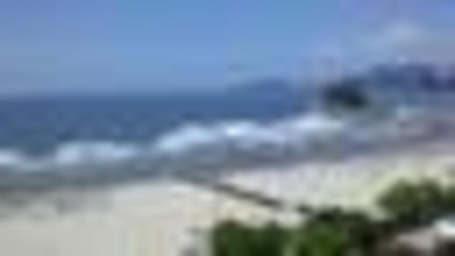 Praia do José Menino, e Emissário.