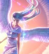 Anjo comunhao com com Deus