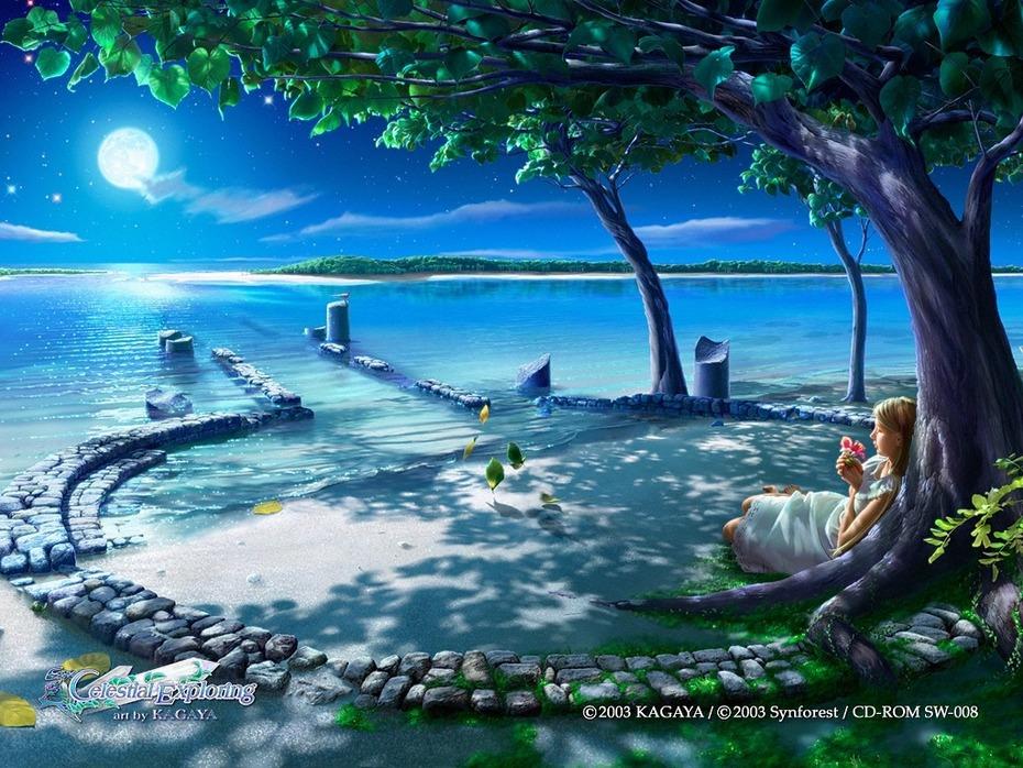 Doce Anjo - Filha do Reino de Atlantida - Filha de Isis