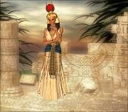 Isis - Sagrada Mãe - Fonte da Vida e do Amor