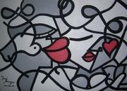 Eternity of kiss