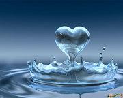 coração cristalino