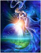 Toque A Terra Com Sua Luz