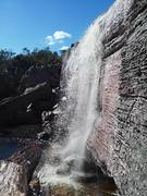 Cachoeira da Piabinha Mucugê- Chapada Diamantina-Ba
