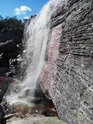 Cachoeira da Piabinha em Mucugê- Chapada Diamantina- Ba.