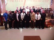 Federal Plice Chaplain class of 2015