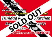 Trinidad & Tobago Kitchen Saturday 23rd June 2012