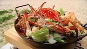 Mauritian Seafood Feast!