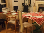 Graceful Kitchen supper club for Lovely Ladies in Nottingham on 27th Apr.