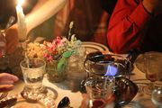 MsMarmite's Underground restaurant: Bonfire night fondue