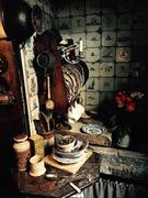 Historic Afternoon Tea at Dennis Severs house, Spitalfields with MsMarmitelover